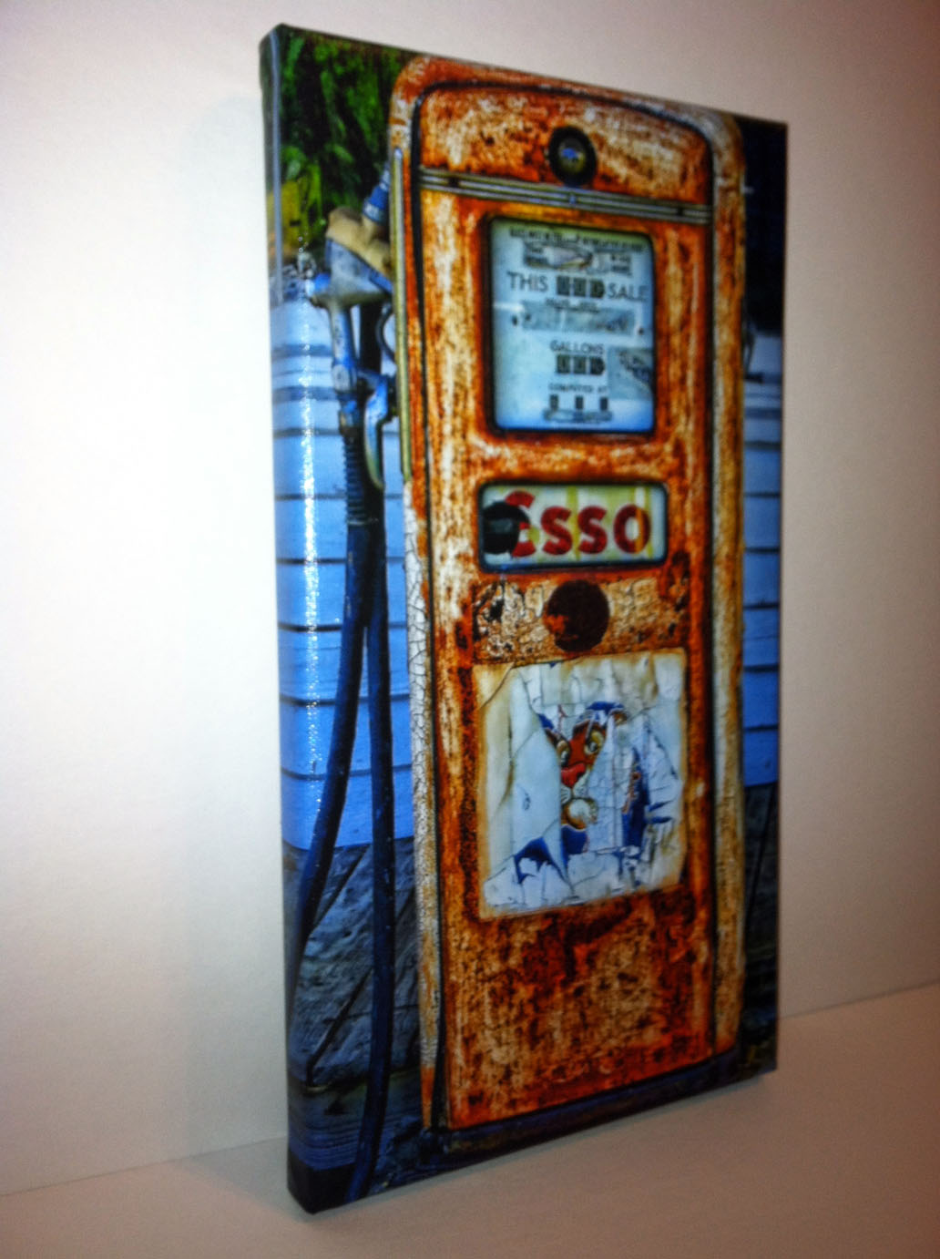Esso Gas Pump