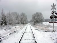 Wheres the train?