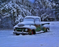 Icy Ford
