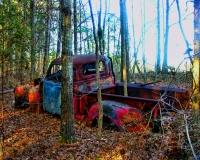 Forgottten Pickup