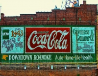 Roanoke's coke