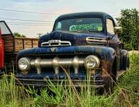 Ford V8  8x10