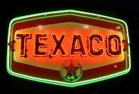 Neon Texaco