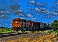 Illinois train
