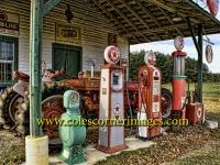 Texaco Pumps