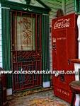 Cafe Door 8x10